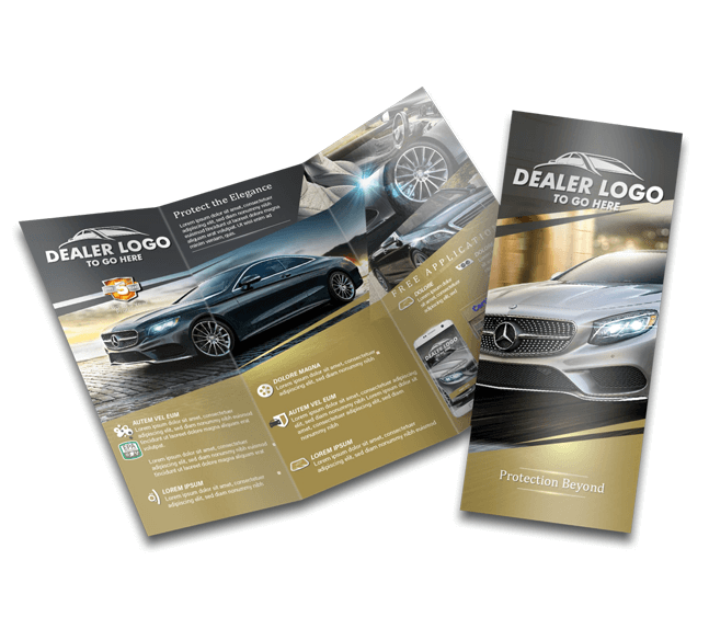 Your Brochures